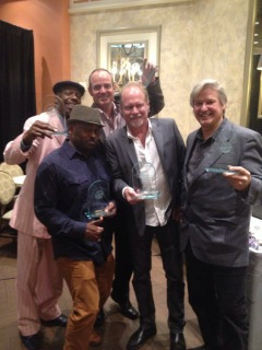 Big Easy Awards, Best R&B Band