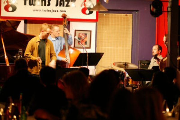 Twins Jazz in DC, Graham Breedlove Quintet