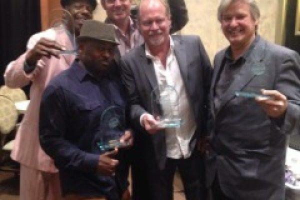Big Easy Awards, Best R&B Band